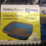 Kampa folding Drainer