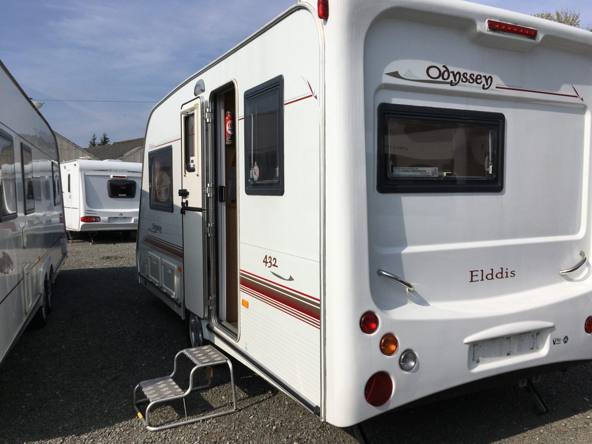 Elddis Odyssey 432